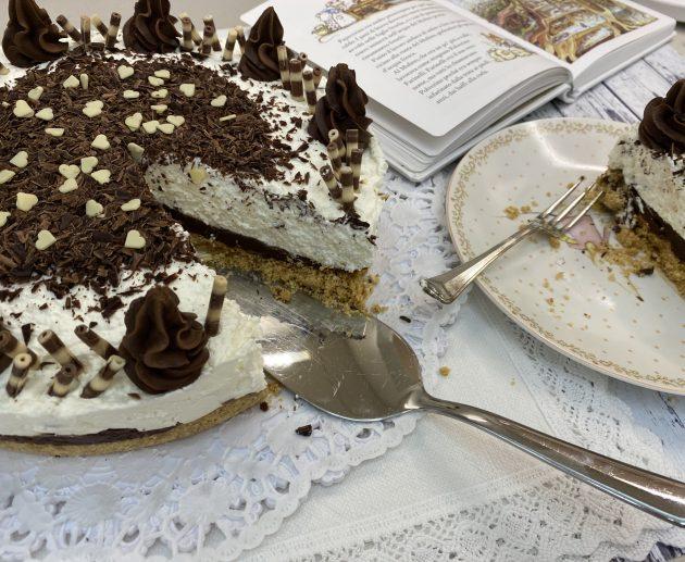 Ciocco cheesecake