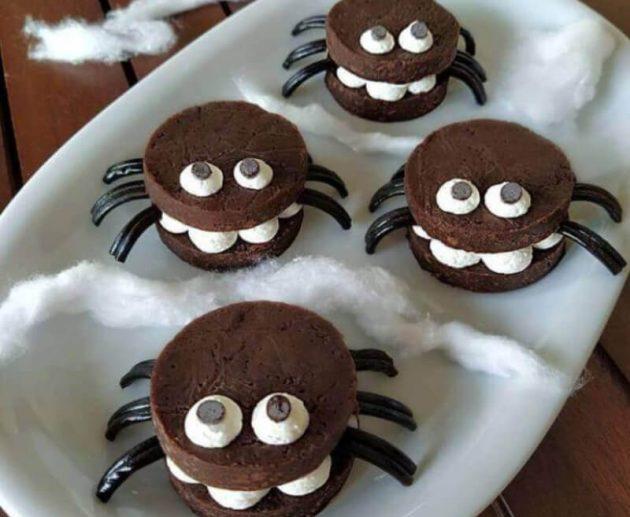 biscotti-ragno-halloween