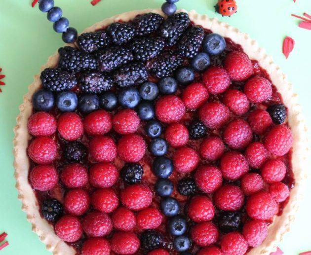 torta-a-coccinella