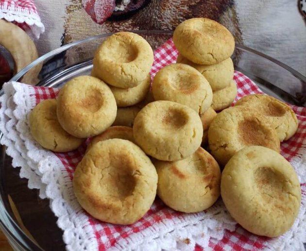 Biscotti-cocco-mela-cannella-ricetta