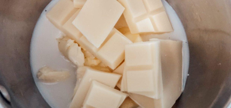 burro latte e cioccolato